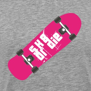 skate or die T-Shirts - Men's Premium T-Shirt