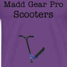 Madd Gear Pro Scooter T-Shirts