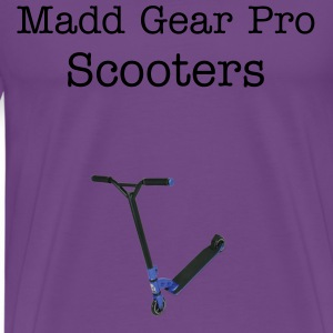 Madd Gear Pro Scooter T-Shirts - Men's Premium T-Shirt