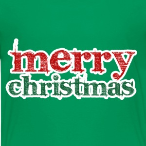 Merry Christmas - Kids' Premium T-Shirt