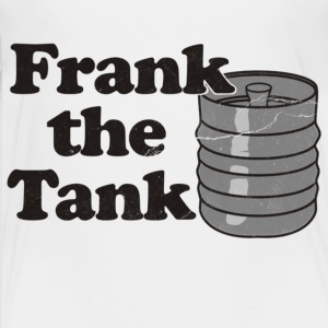 Frank the Tank Old School Toddler Shirts - Toddler Premium T-Shirt