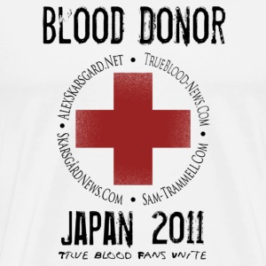 True Blood Japan Relief T-Shirts - Men's Premium T-Shirt