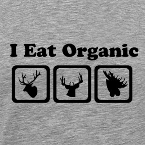 Eat Organic T-Shirts - Men's Premium T-Shirt