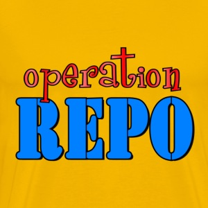 Operation Repo T-Shirts - Men's Premium T-Shirt
