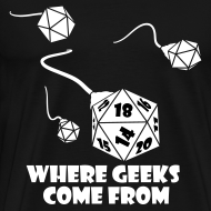 Design ~ Where Geeks Come From