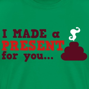 I made a present for you i hate christmas T-Shirts - Men's Premium T-Shirt