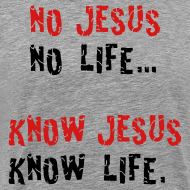 Design ~ no jesus no life