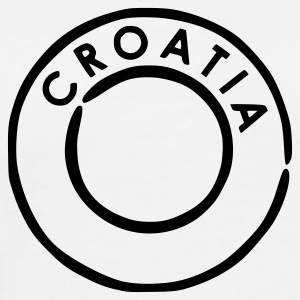 Croatia T-Shirts - Men's Premium T-Shirt