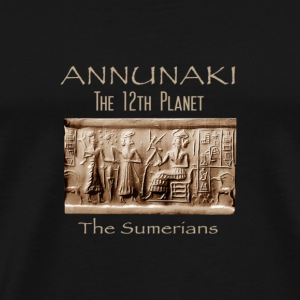 Annunaki 12th Planet - Men's Premium T-Shirt