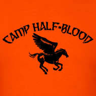 Design ~ CAMP Pegasus Half-Blood Men's  T-Shirt