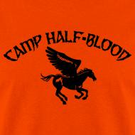 Design ~ CAMP Pegasus Half-Blood Men's  T-Shirt