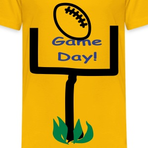 a_football Kids' Shirts - Kids' Premium T-Shirt