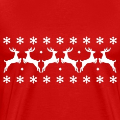 Christmas Pullover - Reindeer T-Shirts