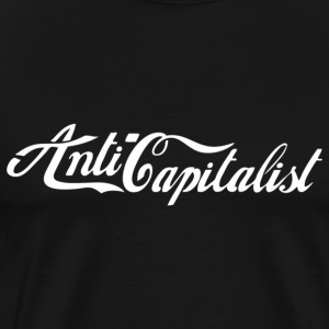 Anti-Capitalist - Men's Premium T-Shirt