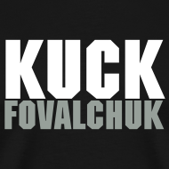 Design ~ Kuck Fovalchuk - Heavyweight Tee