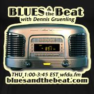 Design ~ Blues & the Beat 3XL t-shirt (black)