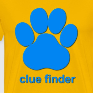 Clue Finder T-Shirts - Men's Premium T-Shirt