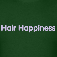 Design ~ Hair Happiness Dudes Heavy Tee