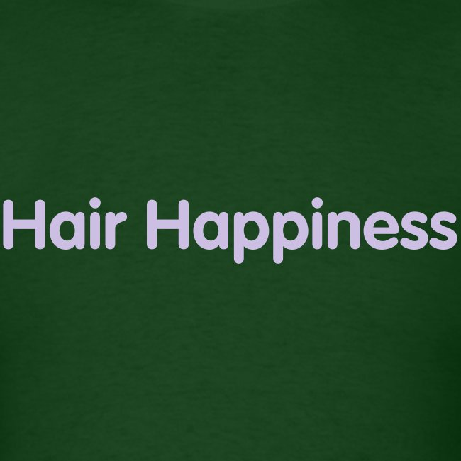 Hair Happiness Dudes Heavy Tee