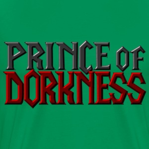 Prince of Dorkness - Men's Premium T-Shirt
