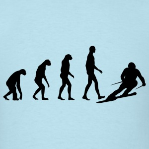 evolution ski T-Shirts - Men's T-Shirt