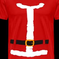 Design ~ Santa Suit T-Shirt