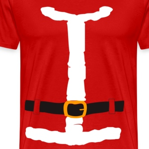 Santa Suit T-Shirt - Men's Premium T-Shirt
