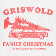 Design ~ Griswold Family Christmas of 1989 T-Shirt