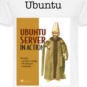UBUNTU #9 - Men's Premium T-Shirt