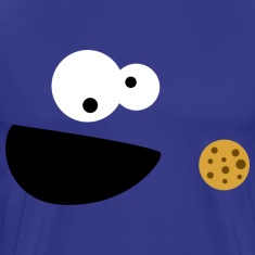 Cookie Monster - Male