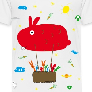 U.S.S. Rabbitprise Toddler Shirts - Toddler Premium T-Shirt