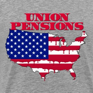 Union Pensions T-Shirts - Men's Premium T-Shirt