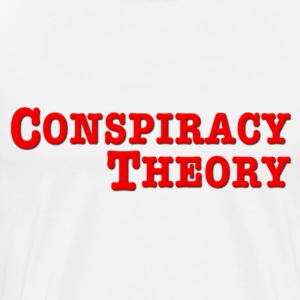 Conspiracy Theory T-Shirts - Men's Premium T-Shirt