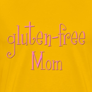 Gluten-Free Mom T-Shirts - Men's Premium T-Shirt