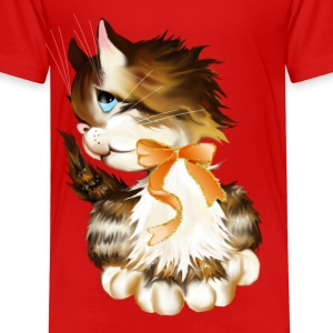 Kitten - Toddler Premium T-Shirt