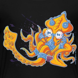 Techno Squid - Toddler Premium T-Shirt