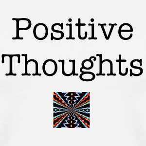 positive thoughts - Men's Premium T-Shirt