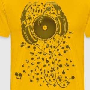 A_Thousand_Sounds - Men's Premium T-Shirt
