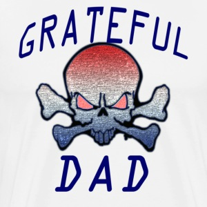 Grateful Dad - Men's Premium T-Shirt