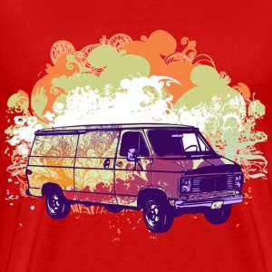 van man - Men's Premium T-Shirt