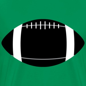 football 1 - Men's Premium T-Shirt