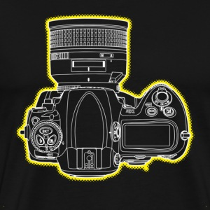 Photographer dream camera - Men's Premium T-Shirt