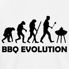 bbq evolution T-Shirts