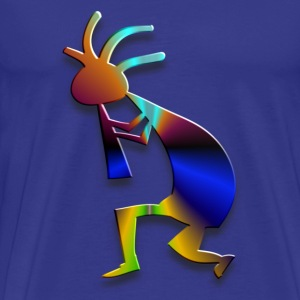 One kokopelli #7 T-Shirts - Men's Premium T-Shirt
