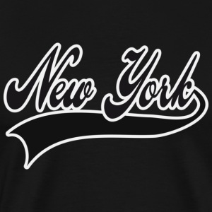 new york T-Shirts - Men's Premium T-Shirt
