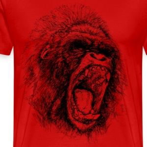 gorrilla - Men's Premium T-Shirt