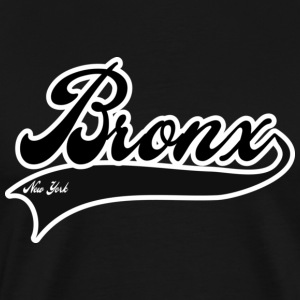 bronx new york T-Shirts - Men's Premium T-Shirt