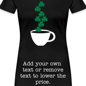 irishcoffee Plus Size - Women's Premium T-Shirt