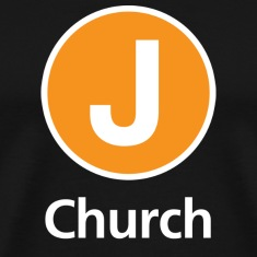 Muni J Church T-shirt
