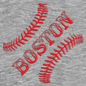 Boston Baseball Shirt - Men's Premium T-Shirt